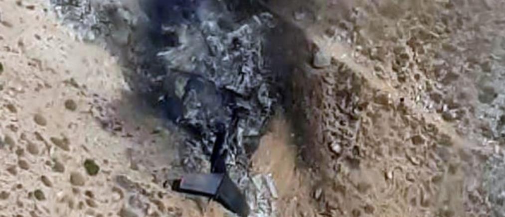 Φωτιές - Τουρκία: Συνετρίβη ρωσικό Beriev (βίντεο)