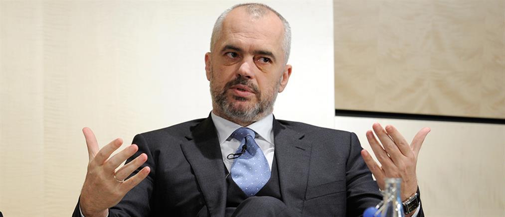 Προκαλεί ο Πρωθυπουργός της Αλβανίας για το Ιόνιο