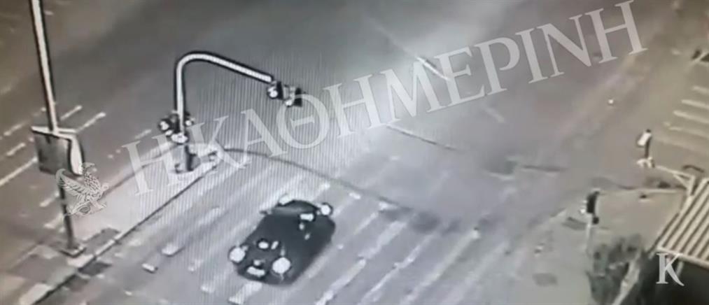 Βίντεο ντοκουμέντο: η διαφυγή των τρομοκρατών μετά την τοποθέτηση βόμβας στον ΣΚΑΙ