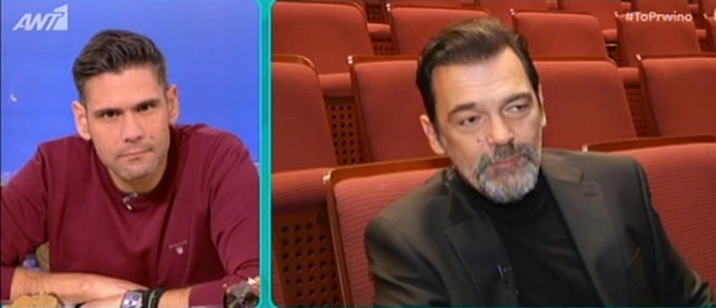 Κωνσταντίνος Καζάκος: δεν προσφέρει κάτι η αναβίωση παλιών ταινιών (βίντεο)
