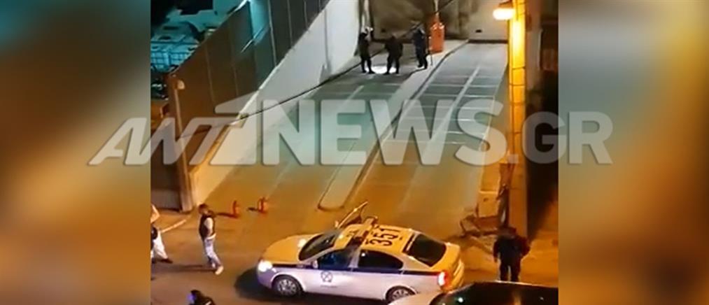 Ανάληψη ευθύνης για την επίθεση στα γραφεία του ΣΔΟΕ (βίντεο)