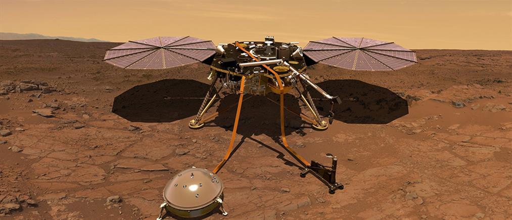 Επιστημονική αποκάλυψη για την Hellas στον Άρη