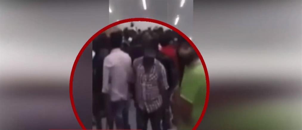 Νέο βίντεο ντοκουμέντο από την συμπλοκή στο Τυμπάκι (βίντεο)
