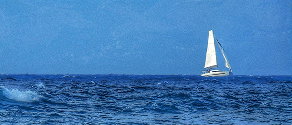 Ιστιοφόρο εξέπεμψε SOS στο Ιόνιο