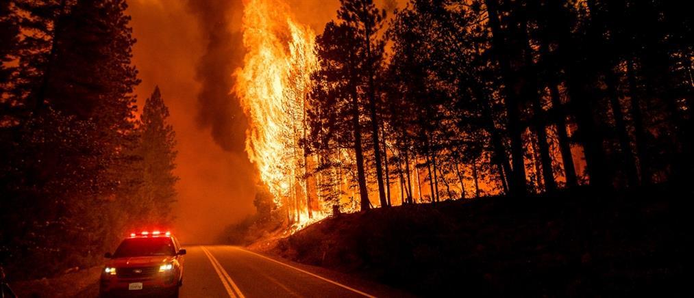 Φωτιά στην Καλιφόρνια: τραυματίες, εκκενώσεις και καταστροφές