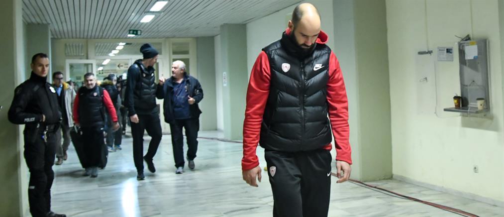Προσφυγή του Ολυμπιακού στο ΑΣΕΑΔ για το -6