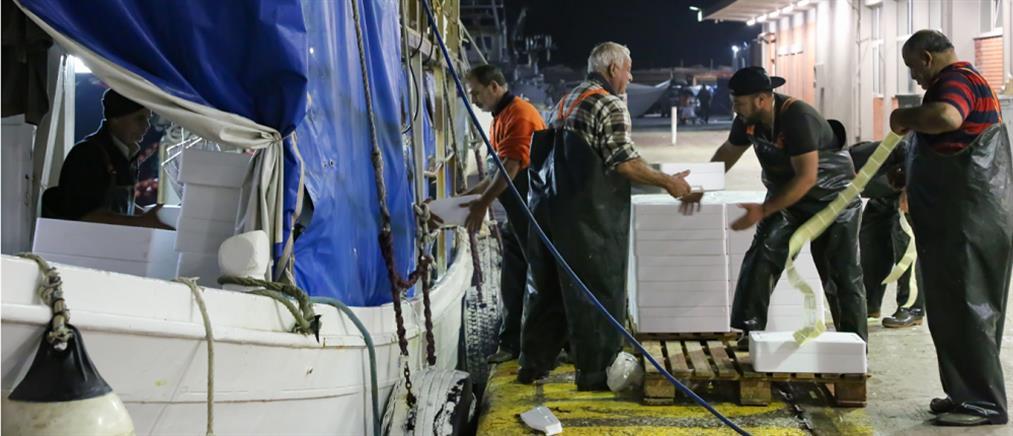Κορονοϊός: οικονομική ενίσχυση σε παράκτιους αλιείς που επλήγησαν από την πανδημία
