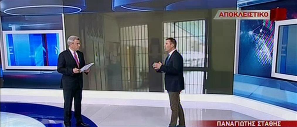 """Αποκλειστικές δηλώσεις στον ΑΝΤ1 του δικηγόρου που κατηγορείται για την """"Μαφία των Φυλακών"""""""