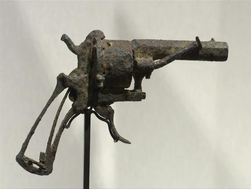 Σε δημοπρασία πωλήθηκε το όπλο με το οποίο αυτοκτόνησε ο Βαν Γκογκ