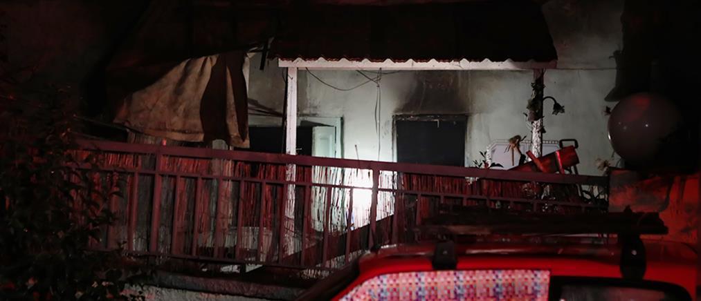 Φονική φωτιά σε σπίτι στο Χαλάνδρι