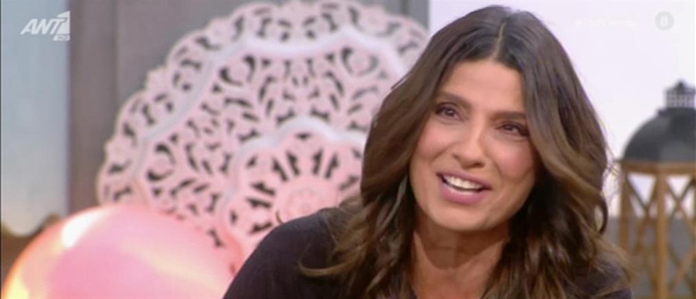 """Η Πόπη Τσαπανίδου στο """"Πρωινό"""" για την επιστροφή της στον ΑΝΤ1 (βίντεο)"""