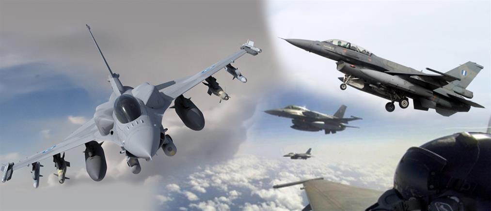 ΚΥΣΕΑ: αποφασίστηκε η αναβάθμιση των F16