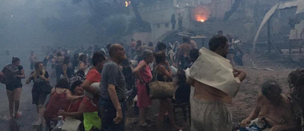 ΕΟΠΥΥ: Πλήρης κάλυψη στους εγκαυματίες από την φωτιά στο Μάτι