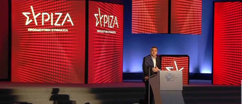 ΔΕΘ: η ομιλία Τσίπρα στο Βελλίδειο