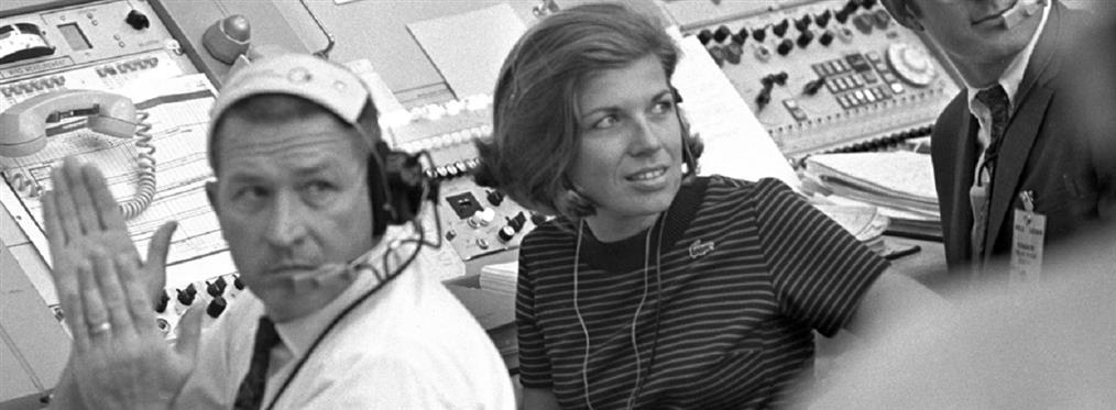 """Τζοάν Μόργκαν: Η γυναίκα που """"έσπασε"""" το άβατο της NASA"""