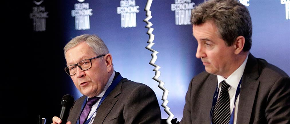 Ξαφνική διαφωνία Ρέγκλινγκ – Κοστέλο για την ανάγκη ελάφρυνσης του χρέους