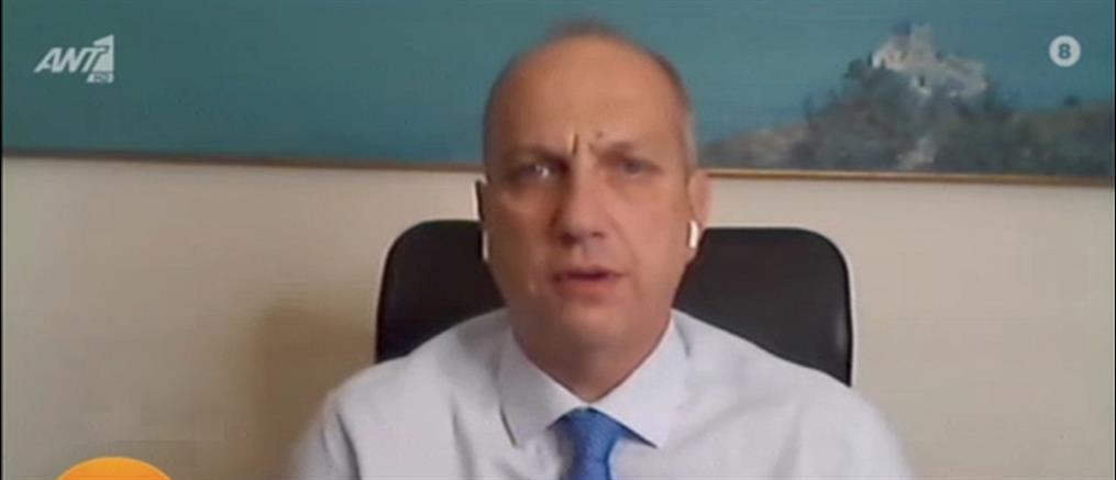 Οικονόμου για κορονοϊό: Τα μηνύματα που δίναμε ήταν ενίοτε αντιφατικά (βίντεο)