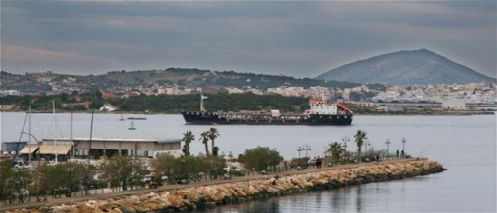 Σύγκρουση πλοίων στο Πέραμα