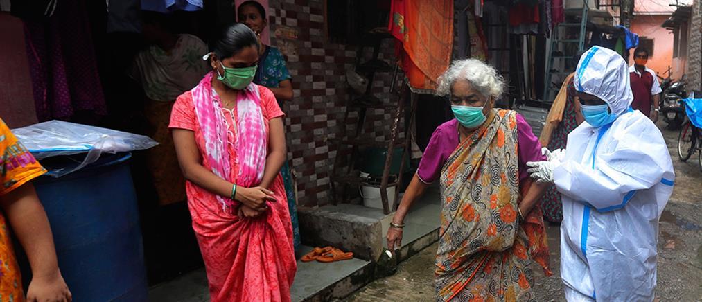 Κορονοϊός – Ινδία: σχεδόν 100000 κρούσματα σε μια μέρα!