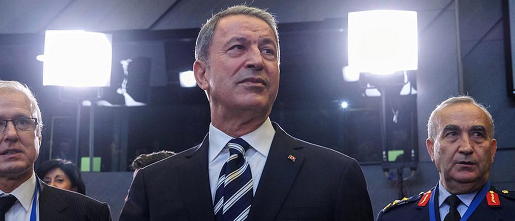 """Ακάρ σε Αποστολάκη: θα προστατέψουμε τη """"γαλάζια"""" πατρίδα μας"""