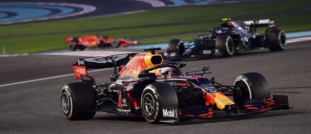 F1: Ο Φερστάπεν κατέκτησε την πρωτιά στο Άμπου Ντάμπι