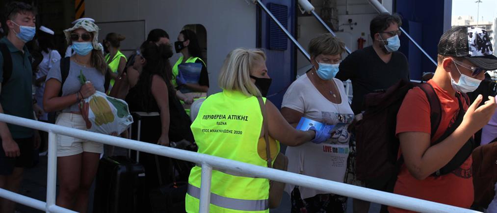 Κορονοϊός: Ρεσιτάλ ανευθυνότητας από 24χρονη