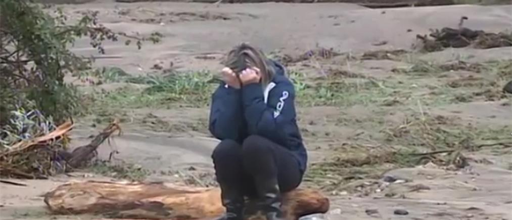 """Τεράστιες οι καταστροφές που άφησε πίσω του o """"Γηρυόνης"""" (βίντεο)"""