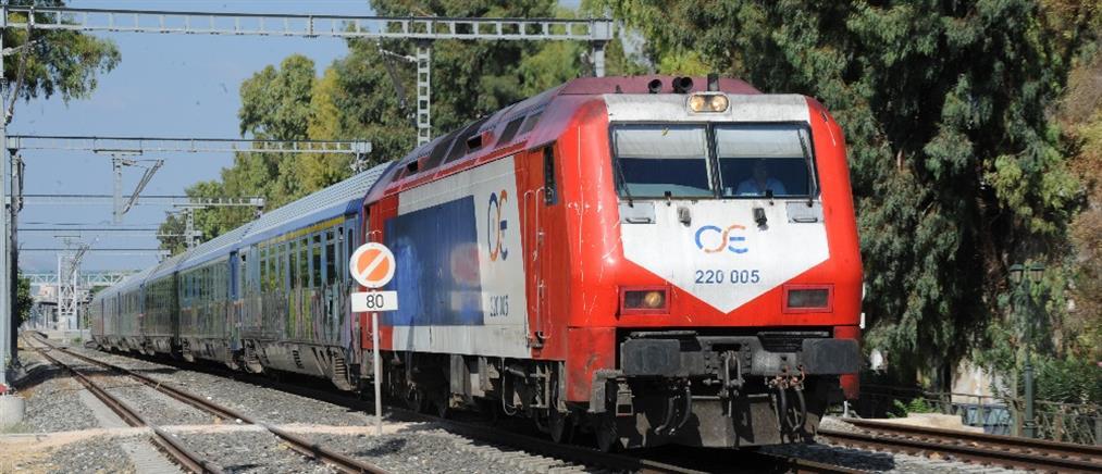 """Έκλεψαν καλώδια και """"μπλόκαραν"""" τρένα -  Νύχτα ταλαιπωρίας για τους επιβάτες"""