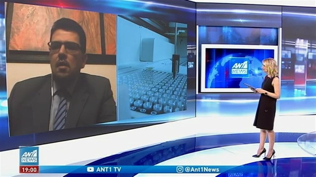 Ο Γιώργος Γιαννόπουλος στον ΑΝΤ1 για τη κολχικίνη