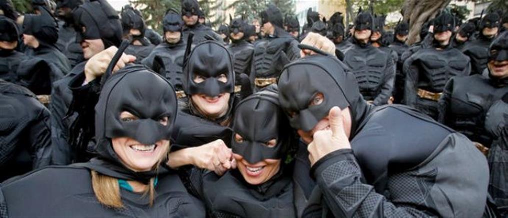 Πόσοι Άνθρωποι-Νυχτερίδες μαζεύτηκαν στον Καναδά;