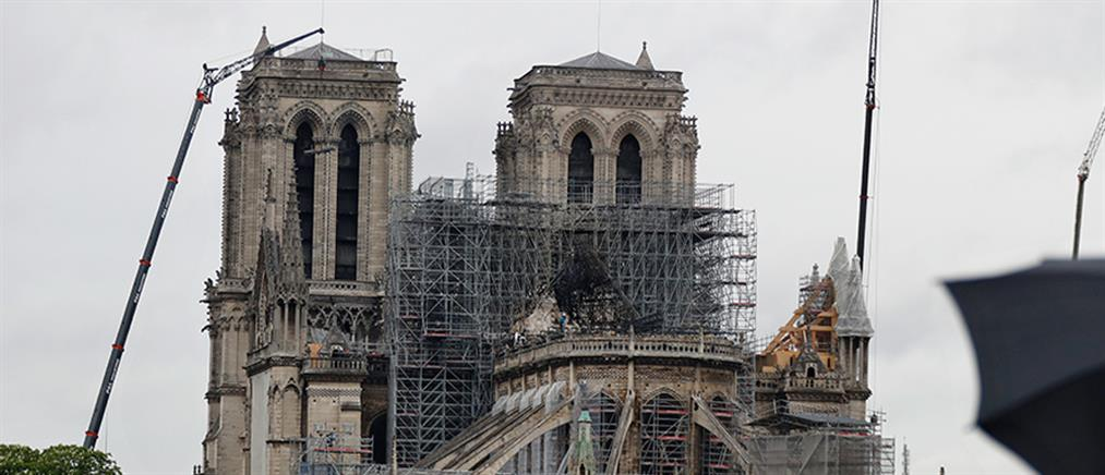 Πώς θέλουν οι Γάλλοι την Παναγία των Παρισίων μετά την αποκατάσταση