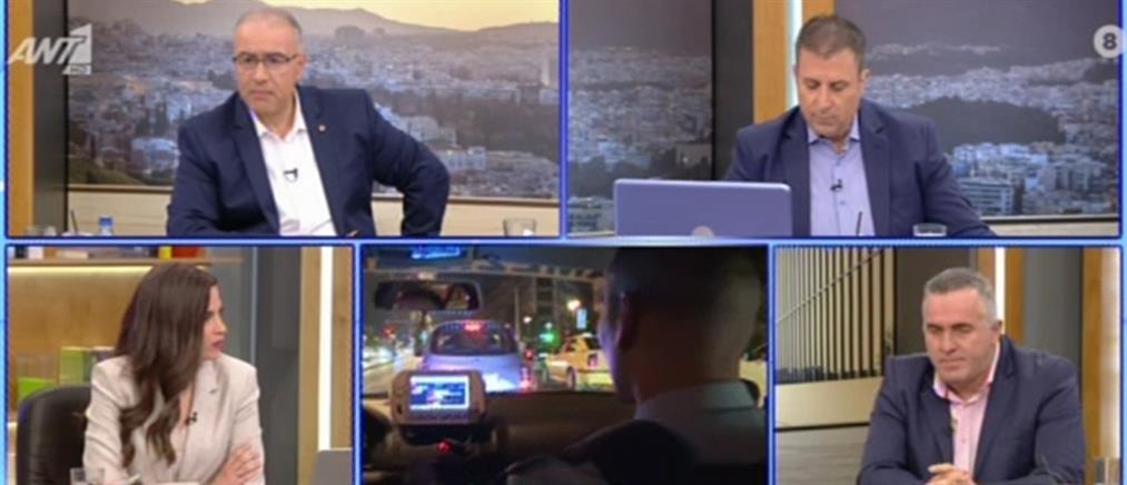 Μαυροειδάκος στον ΑΝΤ1: Ανησυχούμε για τρομοκρατική επίθεση