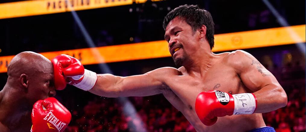 Φιλιππίνες – Πακιάο: ο αστέρας της πυγμαχίας θα είναι υποψήφιος Πρόεδρος