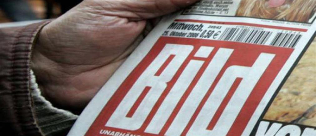 Bild: Απολύθηκε o διευθυντής σύνταξης για εκμετάλλευση γυναικών συναδέλφων του