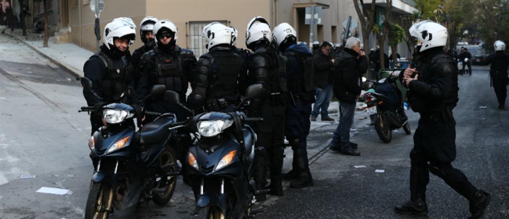 """Επίθεση σε αστυνομικούς της Ομάδας """"Δράση"""""""