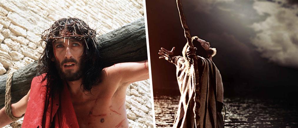 Μεγάλη Εβδομάδα: μεγάλες θρησκευτικές σειρές στον ΑΝΤ1 (εικόνες)