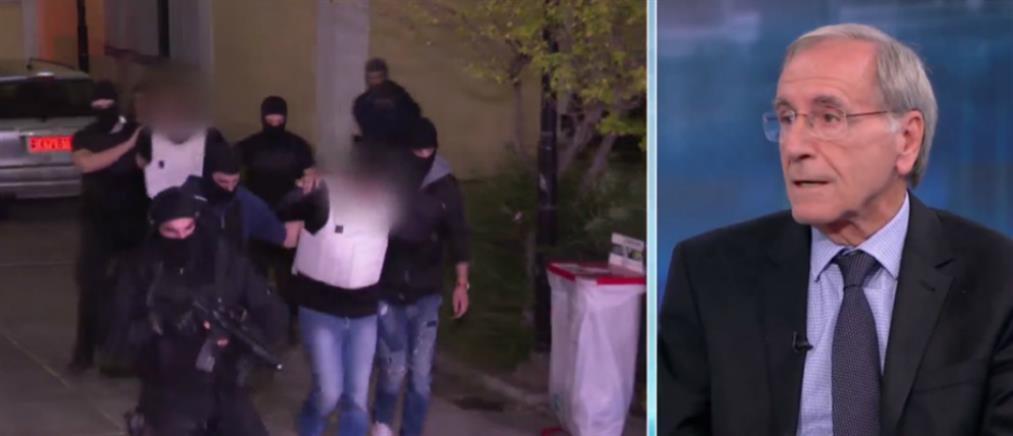 Σόμπολος στον ΑΝΤ1: τρομοκράτες πιάνονται, αλλά η τρομοκρατία δεν πεθαίνει ποτέ (βίντεο)