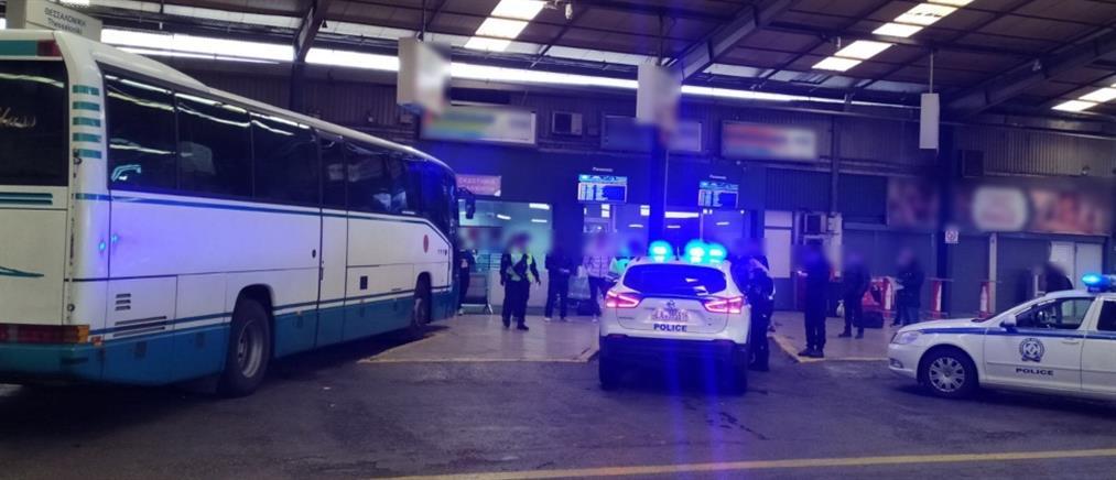 Κορονοϊός: δεκάδες πρόστιμα σε επιβάτες λεωφορείων