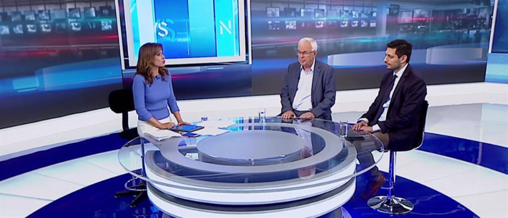 Αποστόλου – Κυρανάκης στον ΑΝΤ1 για τις εκλογές στις 7 Ιουλίου (βίντεο)