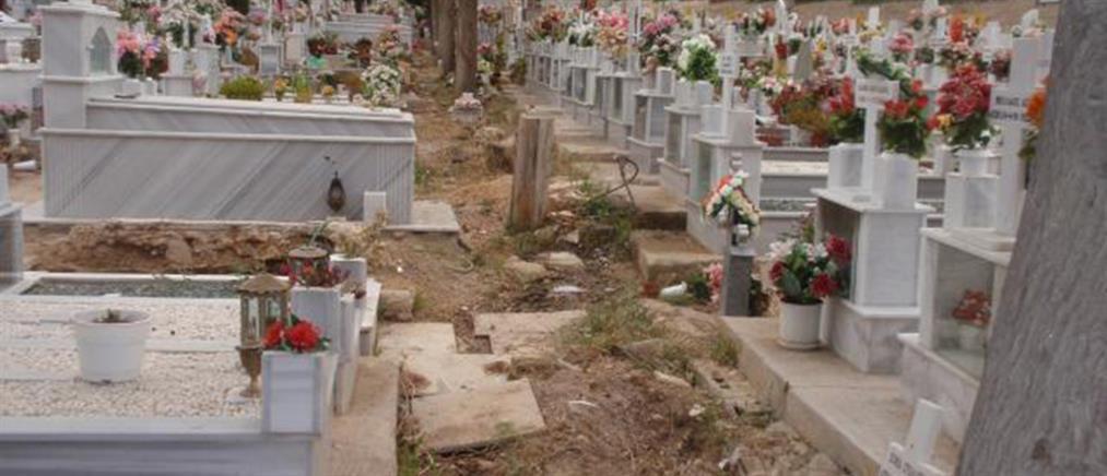 Κορονοϊος - Δήμος ανάβει τα καντήλια στο νεκροταφείο με ένα… τηλεφώνημα (βίντεο)