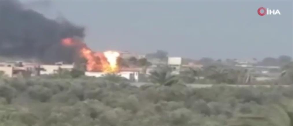 Τρόμος από έκρηξη βυτιοφόρου με υγραέριο (βίντεο)