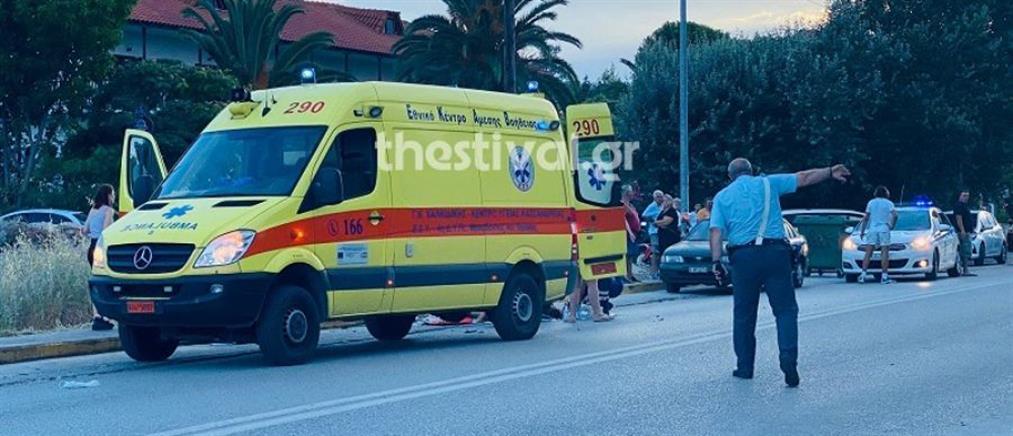Αδελφές σκοτώθηκαν σε τροχαίο με μηχανάκι (εικόνες)