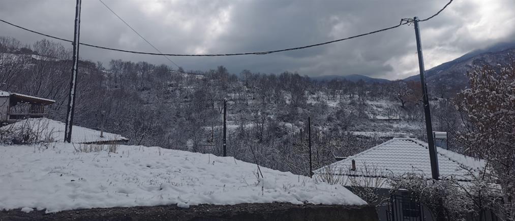 """Καιρός - """"Μπάλλος"""": καταιγίδες, χιόνια και χαλάζι την Πέμπτη"""