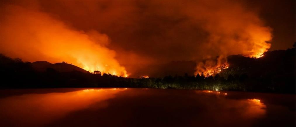 Καίγονται Ισπανία και Πορτογαλία – Εκκενώθηκαν σχολεία