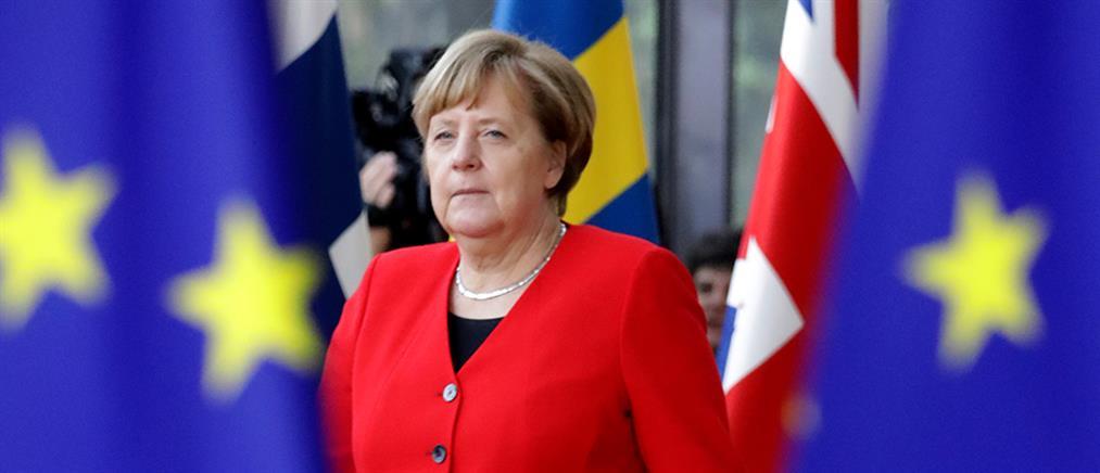 Μέρκελ για Αυστρία: Η Ευρώπη πρέπει να αντισταθεί στην ακροδεξιά