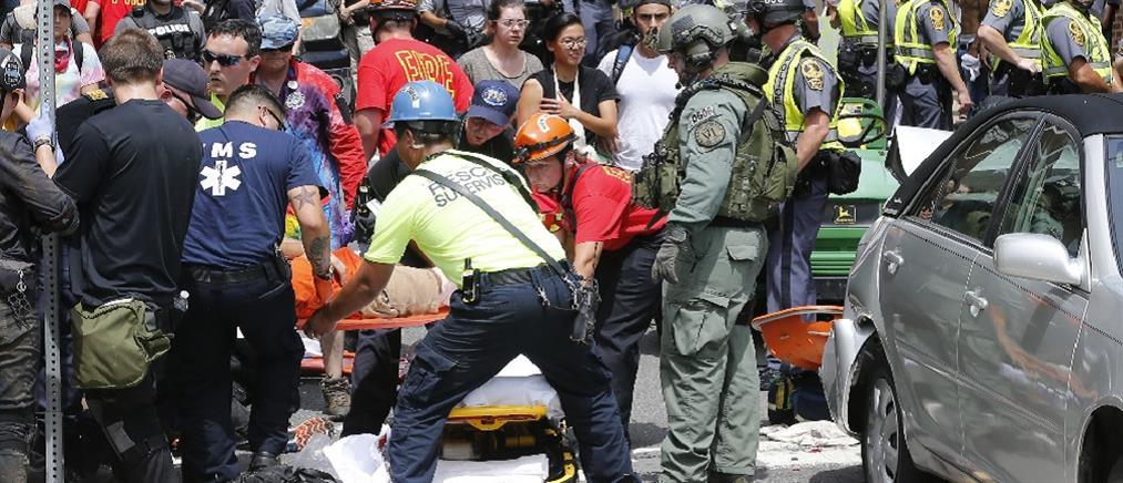 Νεκροί και τραυματίες στη Βιρτζίνια (βίντεο)