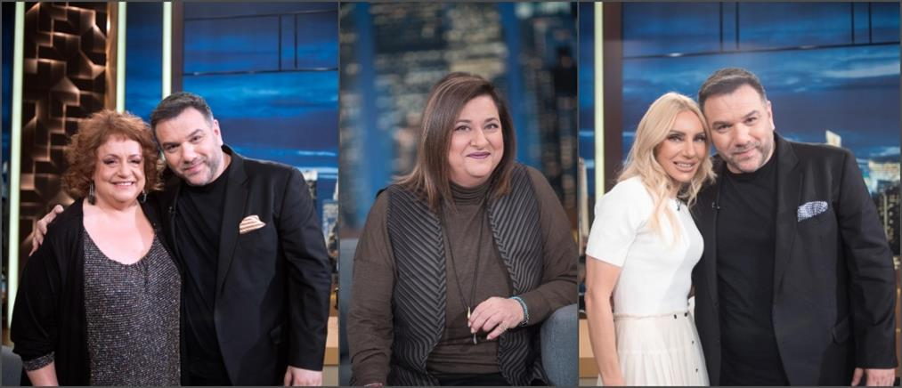 """The 2Night Show"" με… άρωμα γυναίκας την Τετάρτη (εικόνες)"
