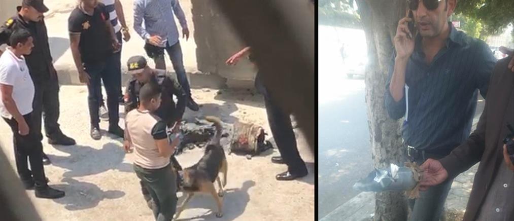 Επίθεση με βόμβα στην αμερικανική πρεσβεία, στο Κάιρο