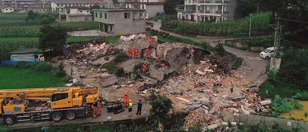 Κίνα: Σεισμός 7,3 Ρίχτερ