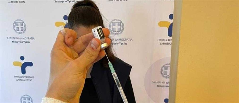Θεοδωρίδου: η αποδοχή του εμβολίου έχει υπερνικήσει την αρχική διστακτικότητα